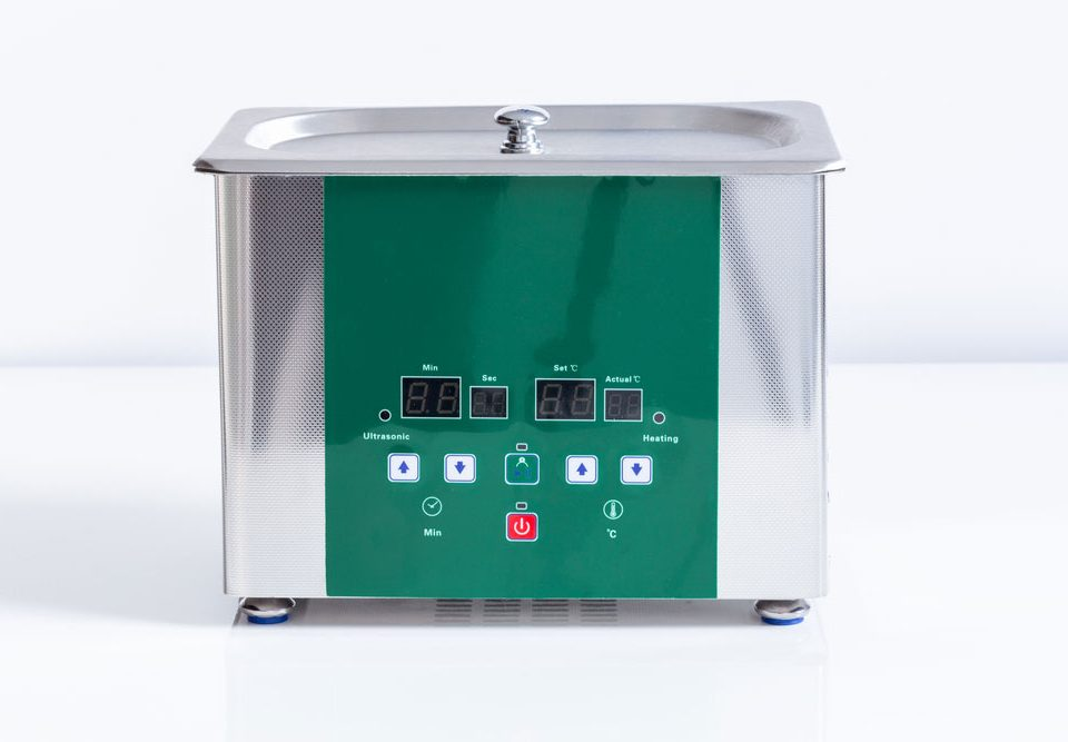 Countertop Ultrasonic Cleaner