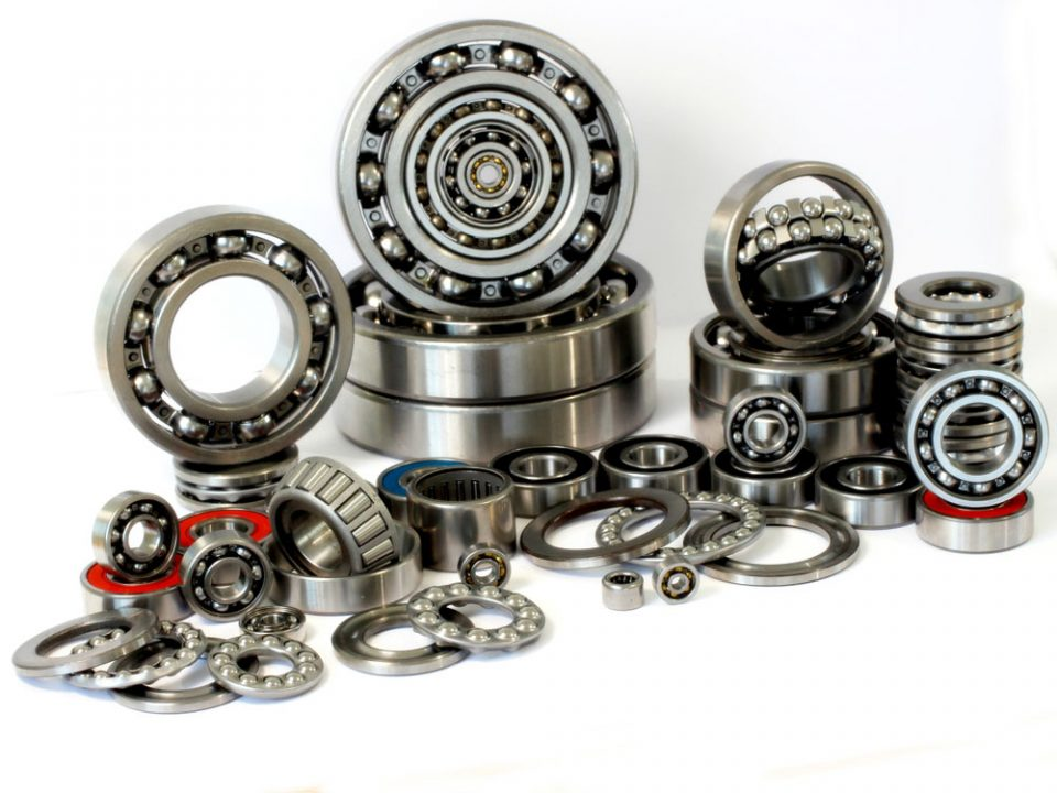 Cleaned Industrial Parts