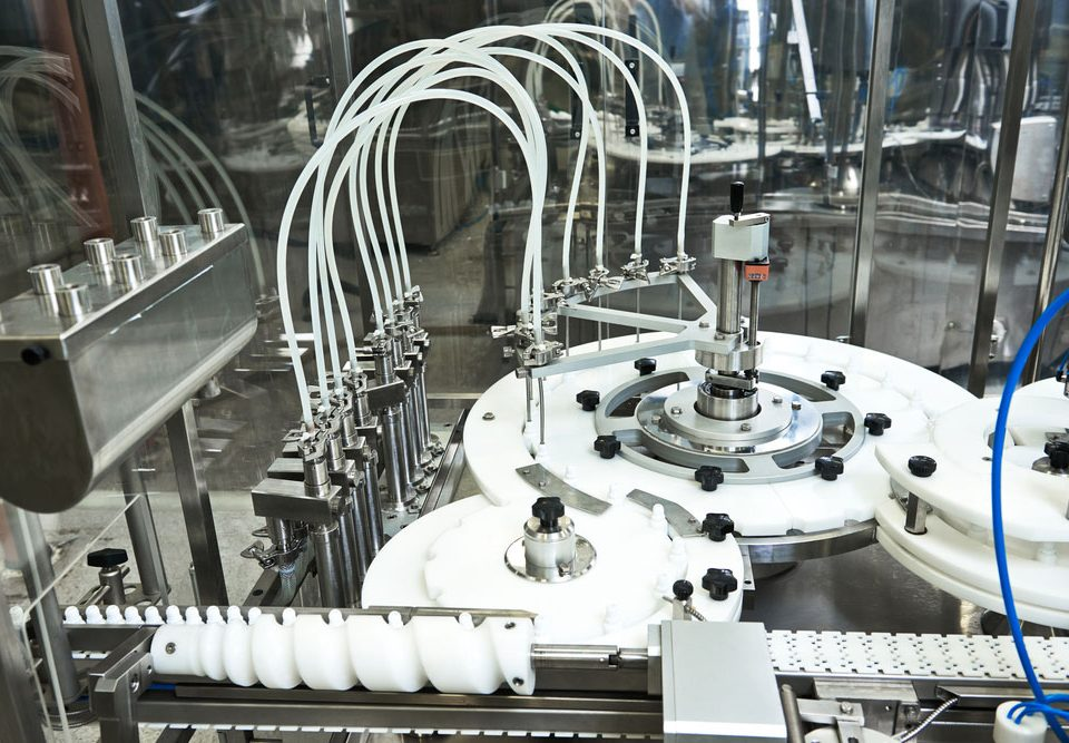 Cleaning Pharmaceutical Equipment